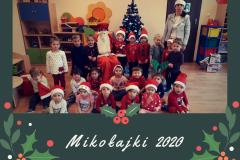 Mikołaj - Motylki