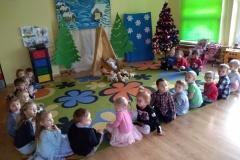 Spotkanie świąteczne w Dzwoneczkach